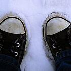 2feet of snow by thinkingoutloud