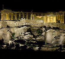 Acropolis of Athens by toby snelgrove  IPA