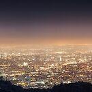 Los Angeles Panorama by Graham Gilmore