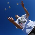 Juggling 5 by Nathan M