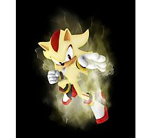 Super Shadow Photographic Print