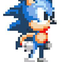 16 Bit Sonic by MrDangerous