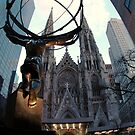 Manhattan's Gothic-Style Cathedral by AcadianaGal
