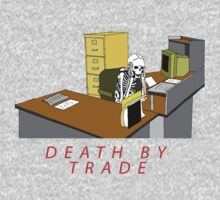 death by trade office worker by karen sheltrown