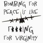 Bombs Away by TeeArt