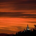 Oakland Temple by Portia Soderberg