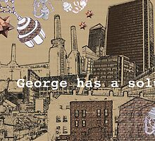 george has a solution by Ginapina
