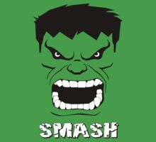 Hulk Smash by saturdaytees