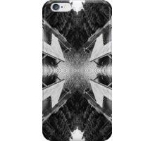 Zigzag Pier Illusion D iPhone Case/Skin