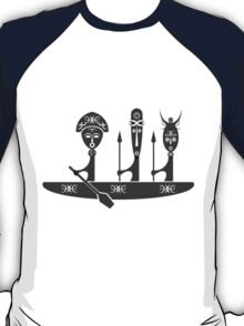 African warriors T-Shirt