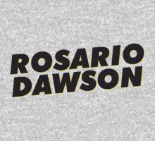 Rosario Dawson by hanco