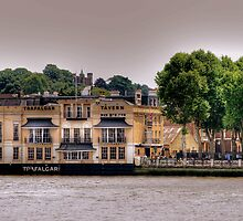 Trafalgar Tavern, Greenwich by Karen Martin
