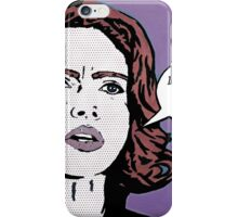 Widow Party iPhone Case/Skin