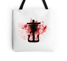 Frank Iero - Frnkiero Andthe Cellabration Logo Splatter Tote Bag