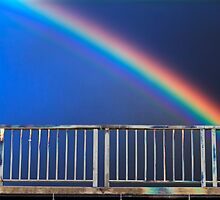 urban rainbow by roy skogvold