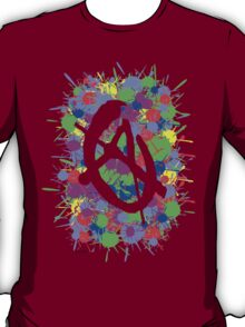 anarchy colourbomb T-Shirt