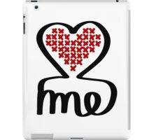 Love Me iPad Case/Skin