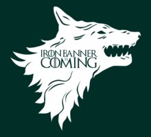 Iron Banner is Coming by GuitarAtomik