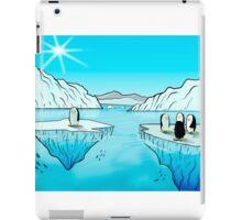 Penguins iPad Case/Skin