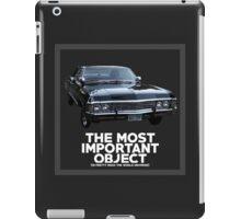 Supernatural Impala Print- Swan Song iPad Case/Skin
