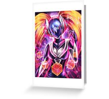 Concussive DJ Sona Greeting Card