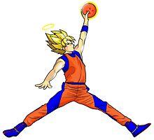 Goku Ballin by ARSofficial