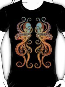 Mono Octopus (duo) #1 T-Shirt