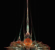 'Glass Spire' by Scott Bricker