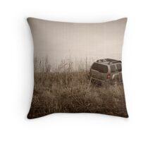 Nissan Xterra Throw Pillow