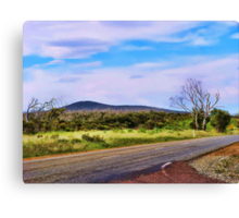 One Way Home Canvas Print