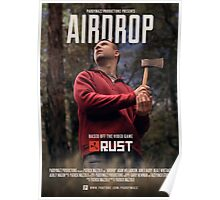 Airdrop - Rust Short Film Poster Poster