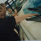 I tickled a dolphins tounge by sharon wingard
