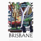 Queen St Mall, Brisbane by GaffaUK