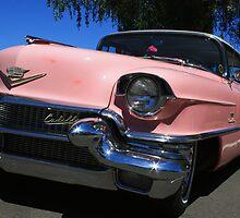Pink Caddie by Jessica Hardin