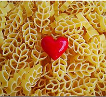 I love pasta by Paola Svensson