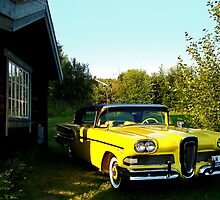Ford Edsel by Paola Svensson