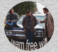 Team Free Will Kids Clothes