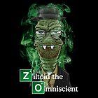 Ziltoid as Heisenberg - Black by VanHogTrio