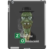Ziltoid as Heisenberg iPad Case/Skin