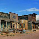 Bonanza Creek Movie Ranch, Santa Fe, New Mexico by Tomas Abreu