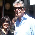 Anthony Bourdain by Lara Bianco