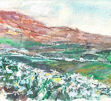 ARROUND APOINE, CRETE, GR(C1998) by Paul Romanowski