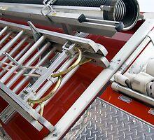 Fire Truck by Cora Wandel