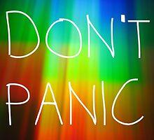 Don't Panic (2) by ArtWeaver