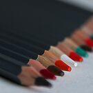Pencils by Jeremy Owen