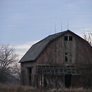 old barn by Dave & Trena Puckett