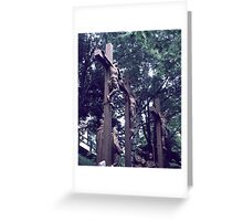 Stations of the Cross (2) Greeting Card