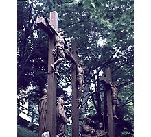 Stations of the Cross (2) Photographic Print