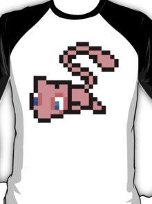 Pokemon 8-Bit Pixel Mew 151 T-Shirt