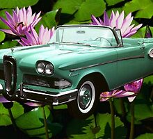 1958 Edsel by Greg Lester